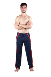 Double Piping Track Pant