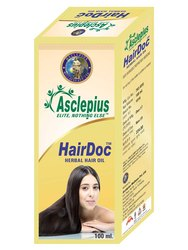 Hair Growth Asclepius Wellness Asclepius Hair Doc Hair Oil, Packaging Size: 100mL