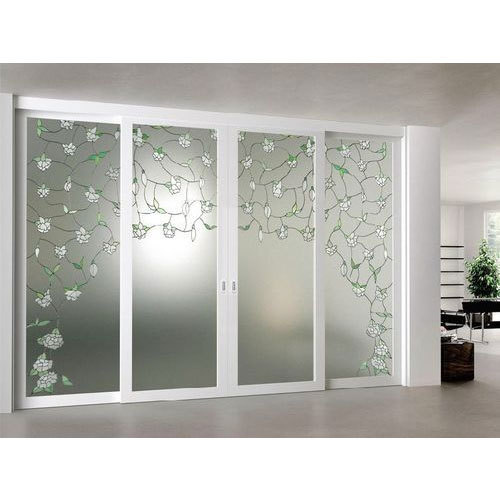 Printed Toughened Glass Door At Rs 900 Square Feet Toughened Glass Door Id 20224878948