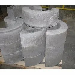 Gray Sandstone,Clay Refractory Fire Bricks, For Side Walls, Size: 9x4x3 inch