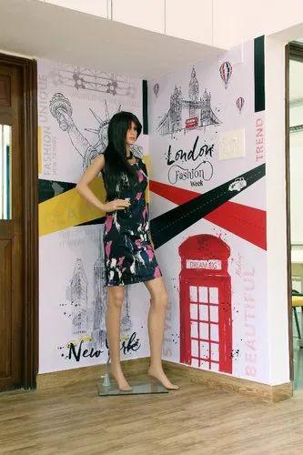 Fashion Multicolor Brand Designing Services, In India, For 2d Graphic Design Service