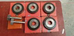 Internal Helical Gear Shaper Cutters