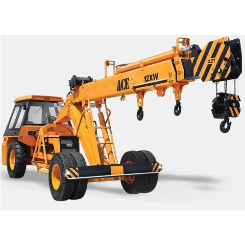 Crane Pictures 12xw ace hydra mobile crane at rs 1330000 /piece | jawahar nagar