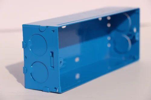 9x3, 8M S&G Wall Rectangular Electrical Modular Metal Box