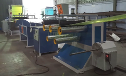 Baler Twine Making Extruder Machine