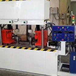 Twin Spindle Press Machine