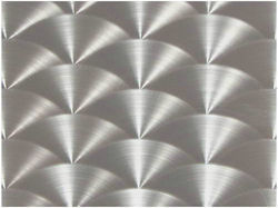 Stainless Steel 202 J4 Chequered Plate
