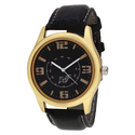 Round Enf Mens Wrist Watch