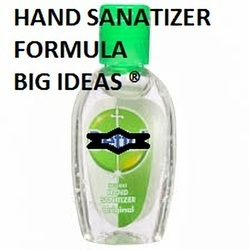 Hand Sanitizer Formulation Consultancy
