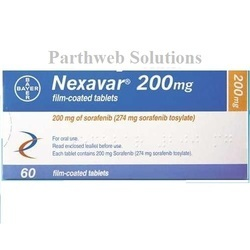 Nexavar (Soranib 200mg) Tablets
