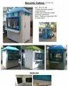 Portable Fibreglass FRP Security Cabin