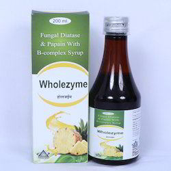 200 ml Wholezyme Syrup