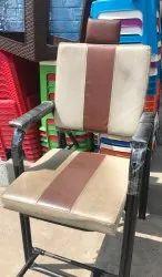 Saloon Steel Chair