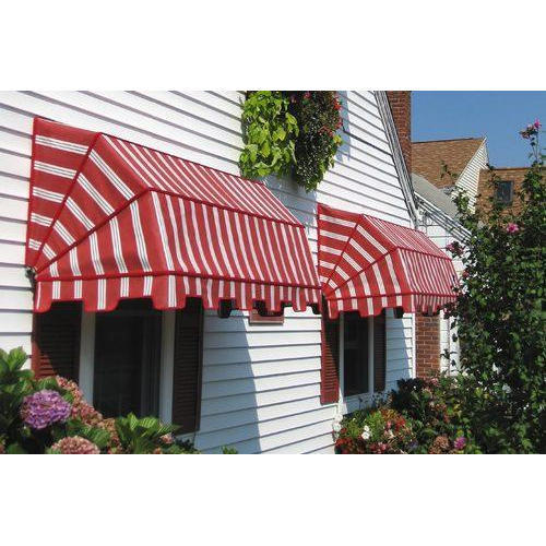 Striped Window Awning Canopy Rs 110 Square Feet Pitambar Handloom