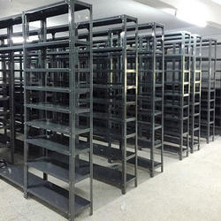 Commercial Slotted Angle Storage Rack