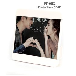 White Photo Frame 6-8