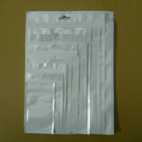 Self Locking Bags - Self Lock Bag Exporter from Chennai