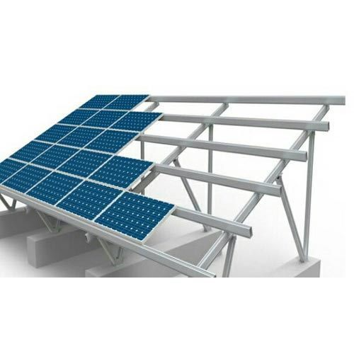 Solar Mounting Structure At Rs 25000 Piece Rooftop