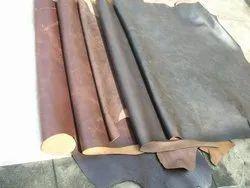 Browns Buff Vintage Hides, Packaging: Gunny Bundle