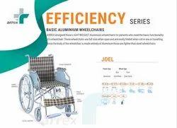 Joel Basic Aluminum Wheelchair