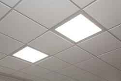 Gem's Ceiling LED Panel Light, 20W/36W/42W