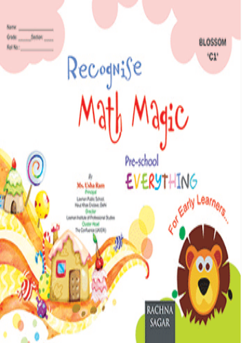 Math Magic Book