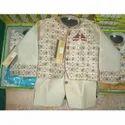 Kids Three Piece Koti Suit