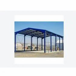 Mild Steel Industrial Roofing Shade