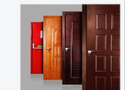 TATA Wood Finish Pravesh Door