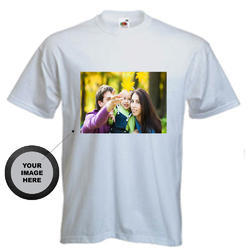 c6d0141d62f Custom Photo Printed T-shirt