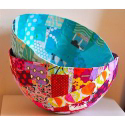 Handicrafts Paper Mache Bowl At Rs 150 Piece Dwarka Sector 10