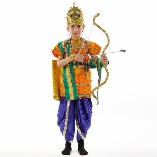 Mythological Character Costumes Shiv