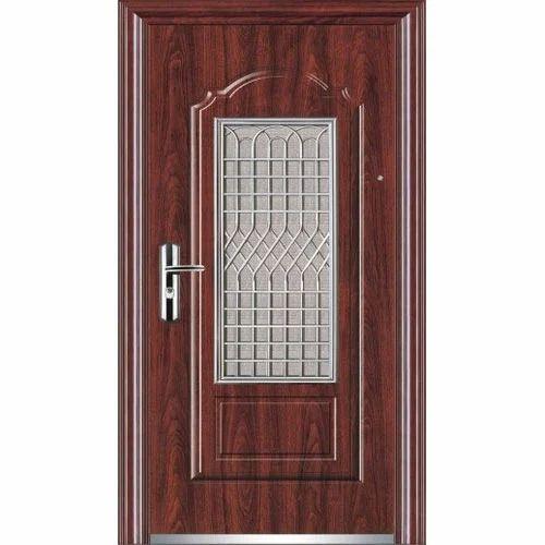 Wooden Safety Doors लकड़ी का सुरक्षा वाला दरवाज़ा वुडेन