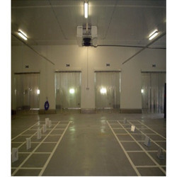 PVC Fixed Strip Curtains