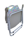 Folding Baby Chair - Multi Colour Butterfly