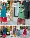 Heavy Designer Ladies Kurti With Pant / Sharara