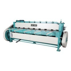 Mechanical Under Crank Shearing Machines