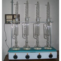 Soxhlet Extraction Assembly