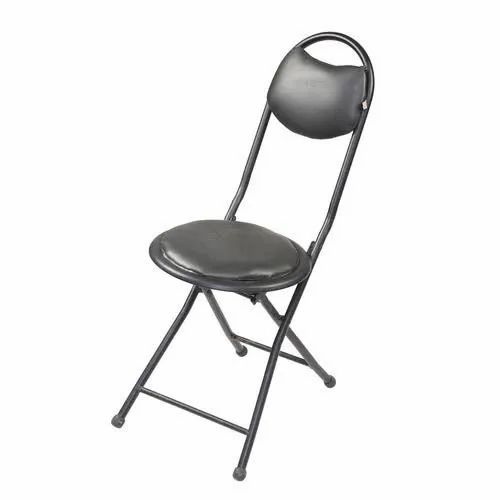 Asian Mild Steel Compact Folding Chair