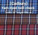 Cadbury Shirting Fabric