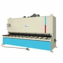 Hydraulic Variable Rake Angle Shearing Machine