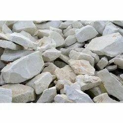 Lumps White Limestone, Packaging Size: 50 Kg