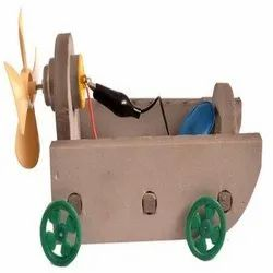 5 -11 Years Wooden Oxcart Toy