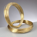 Brass Wires for Jewellery Making