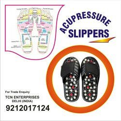 Yoga Paduka Acupressure Slippers