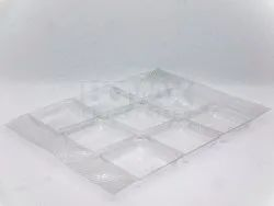 Square Chocolate Packaging Blister Tray
