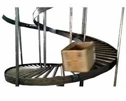 Spiral Gravity Conveyors