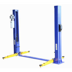 Electro Mechanical Two Post Lift
