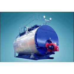 Single Furnace Gas Fired Steam Boiler