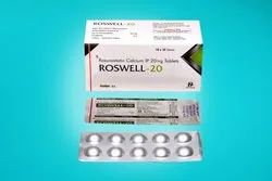 Rusuvastatin Calcium 20 mg Tablets